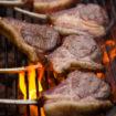 Cotes d'agneau 4 pces ARGONAUTES RESTAURANT LIVRAISON GREC
