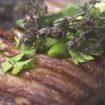 Steak champignons ARGONAUTES RESTAURANT LIVRAISON GREC