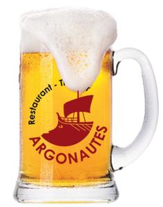 Bière Argonautes Restaurant Grec livraison à domicile. Paiement en ligne.