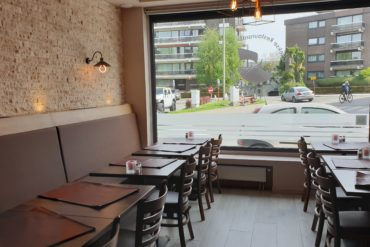 Argonautes Restaurant Grec Grieks levering livraison plats